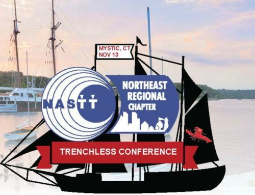 Join us at the 2018 North American Society for Trenchless Technology Conference