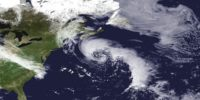 Hurricane courtesy National Oceanic and Atmospheric Administration_Department of Commerce