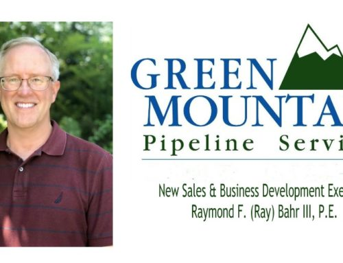 Green Mountain Pipeline Services adds sales and business development executive