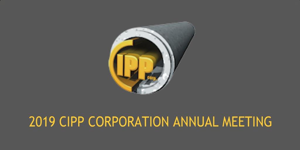 CIPP 2019 Annual Meeting